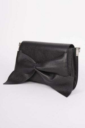 geanta office cu funda neagra din piele