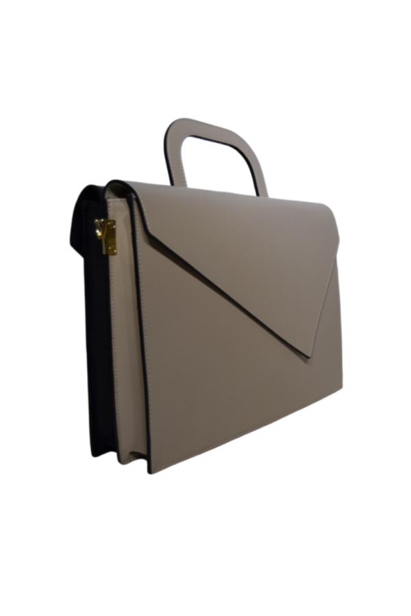 geanta piele laptop Marquessa Designer
