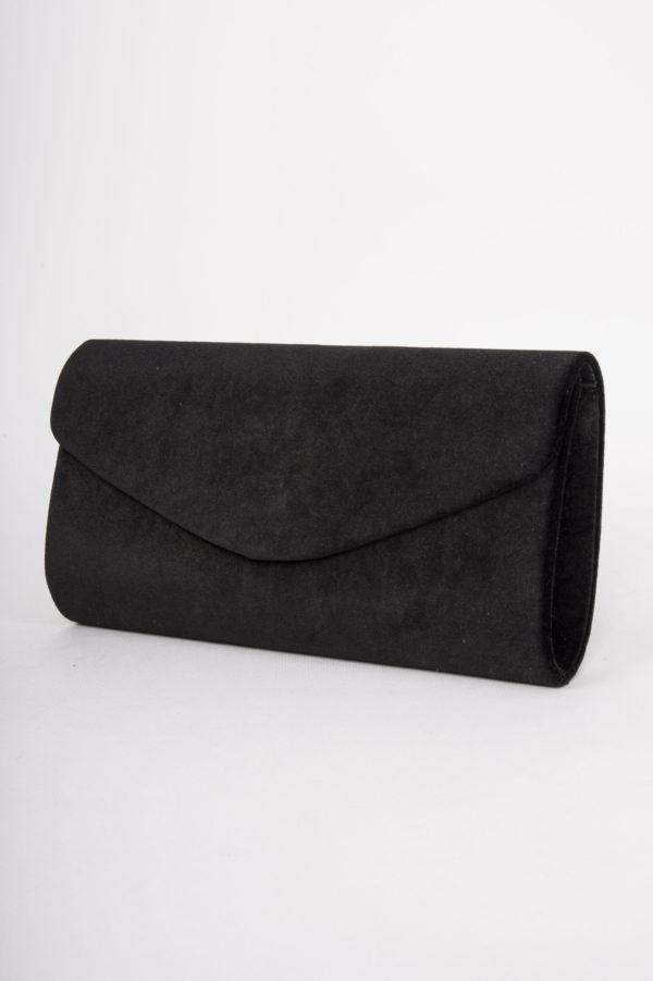 portofel din piele neagra